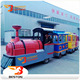 New Model Diesel electric trackless Tourist Train for sale