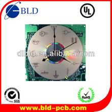 No MOQ High quality FR4 Single Double sided PCB Shenzhen FACTORY