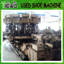 Used pvc dip shoes making machine three colours ( KOUYI brand )