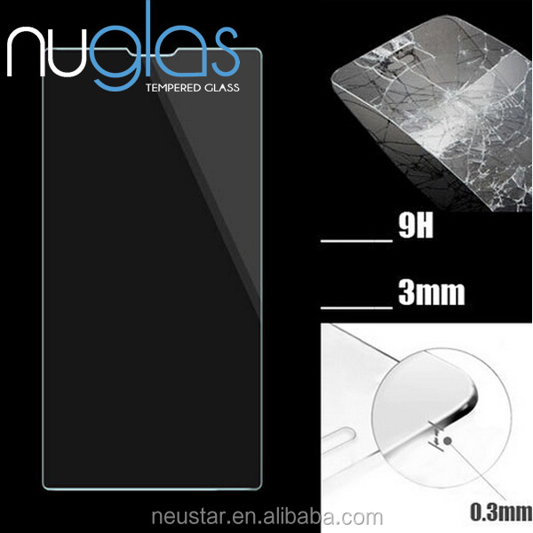 Best quality for xiaomi mi3 tempered glass screen protector/mobile phone accessories for xiaomi mi3 m i3 i4