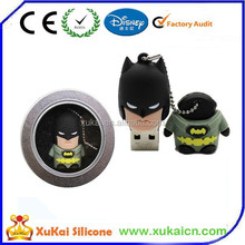 Promotion silicone usb pendrive with factory price