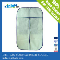 High quality fashion promotional garment bag dry cleaning