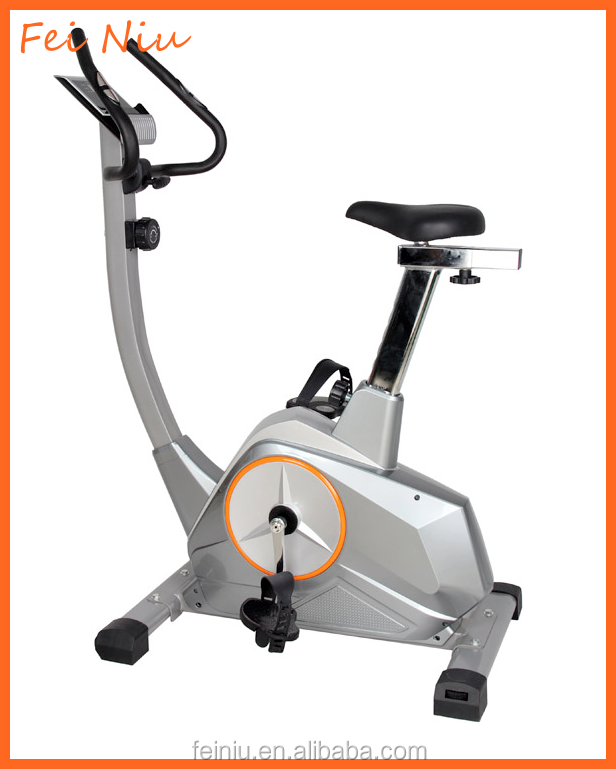 Best Seller Upright Magnetic Elliptical Trainer Bike FN330 Indoor Sports Equipment With Console Display