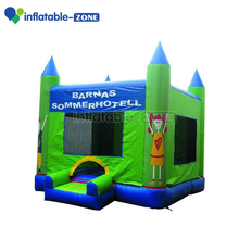 Park play cheap bouncy castle/inflatable castle bouncer/jumping castles for kids
