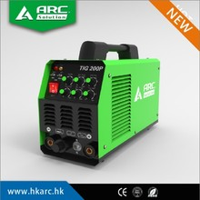 TIG200P 3 in 1 MOSFET inverter GTAW/SMAW tig welder machine with Pulse
