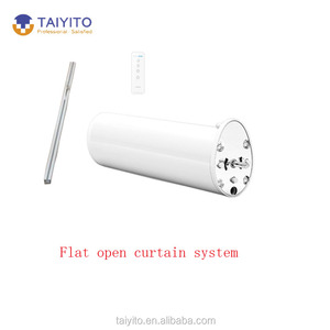TYT promotional wireless automatic electric curtain motor with more style for home automation for electric curtain system