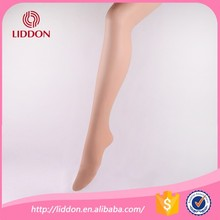 lady sexy core-spun yarn pantyhose stockings breathable silk stockings in summer