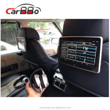 Android 6.0.1 OS 10.1'' touch screen LCD rear seat entertainment car dvd player headrest car monitor