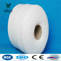 High quality Friction Spun PP Yarn with NSF certification used for filtering