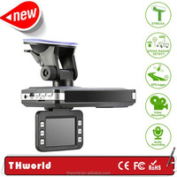 car DVR 3 in 1 car video camera recorder with gps