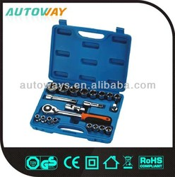 26pcs socket wrench set for car