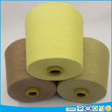 Softness 100% cotton combed yarn