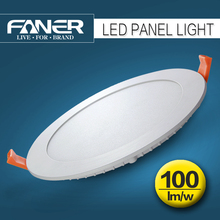 CE SASO BIS round led panel light Price