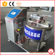 small batch pasteurizer machinery/ 150L dairy pasteurizer/Whatsapp:86-15803993420