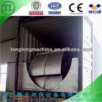 2 years quality guarantee long-life maintaining tyre pyrolysis machine