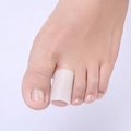 foot care soft gel toe protector to reduce foot pain