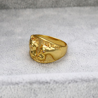 Xuping Fashion Horse shape Ring High Quality Charming New Design Rings With Stones Jewelry(12382)