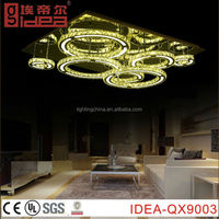 discoco modern rv ceiling led light
