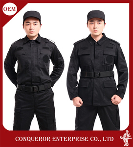 2016 design security guard uniform military uniform