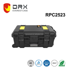 RPC2523 Army case Hard plastic military box/ IP67 ABS waterproof safty equipment protective case