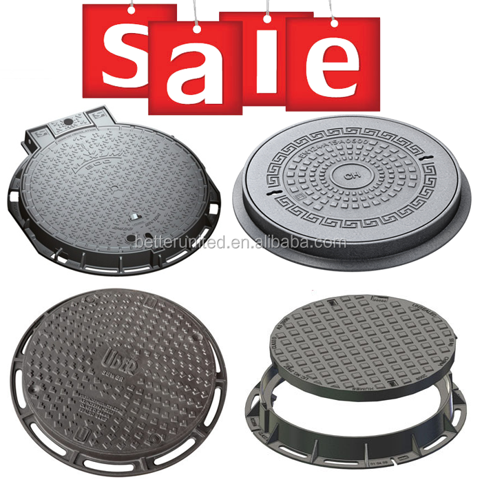 Manufactory hot slae sewer coversc building material ductileand iron manhole cover
