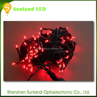 Wholesale Factory Production led string light christmas light sparkle the christmas candle bridge light set