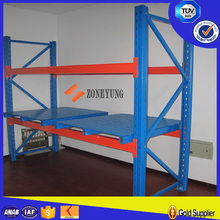 Bolted Warehouse heavy duty rack, factory cold storage rack