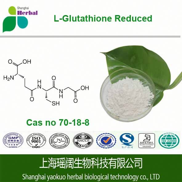 Natural raw material glutathione reduced, manufacturers, with best quality and price