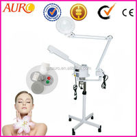 900E Personal Use Hot Spray Ozone Steamer & Magnifying Inspection Lamp