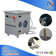 Multifunctional professional Oxyhydrogen Flame Water Welding Machine / Oxyhydrogen Welding with CE,FCC,TUV certification