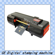 Popular hot foil stamping machine/digital foil printer/digital printer -ADL-330B