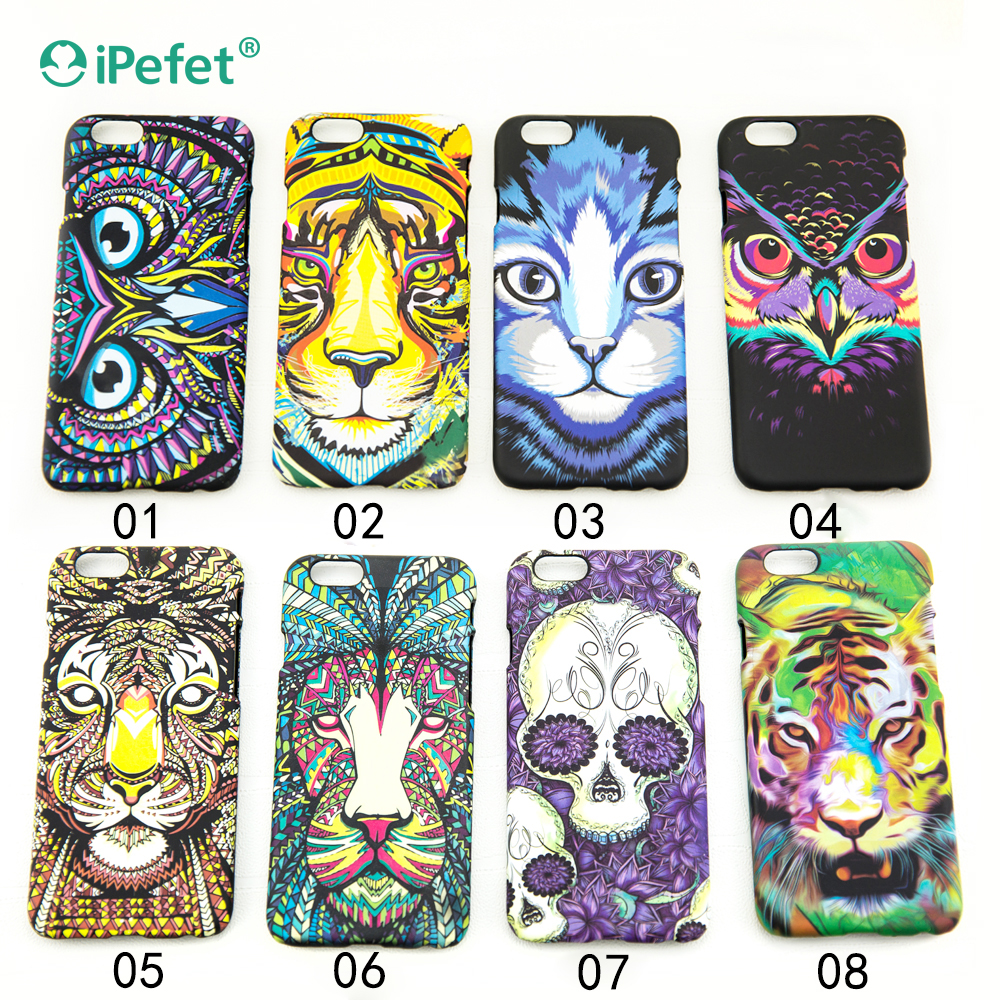 Cute Animal Various customized 2D sublimation back cover for samsung galaxy s2