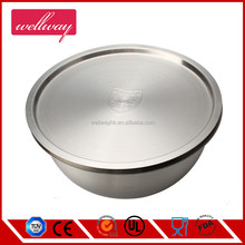 Stainless Steel Household Items, Nested Mixing Bowl Set
