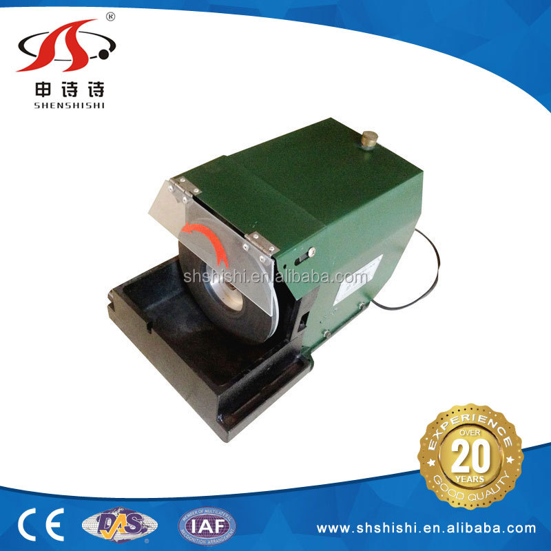 Manufacturer surface grind process small SSMD-828 portable scissors sharpening machine