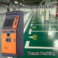 2016 Tenet Smart2016 Car Park Payment Kiosk Cash Acceptor With Multi Money Type