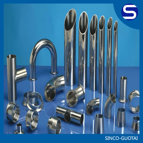 asme b16.9/16.28 Stainless Steel 304 seamless pipe tube fitting