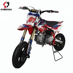 Supernotard 190cc Oil cooler Pit bike Motard pitbike motorcycle ZS190 china bike GP moto dirt bike SYMOTOS