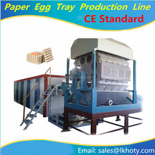 factory paper egg tray and box making machine