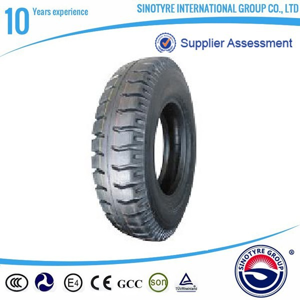 heavy duty bias tyre used for light truck and bus 7.00-16 for sale