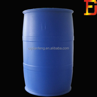 Closed Head HDPE Plastic Chemical Drum with double wall