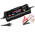 Waterproof portable 6V/12V, 2A/4A Smart Battery Charger, Lead Acid car motorcycle battery charger maintainer