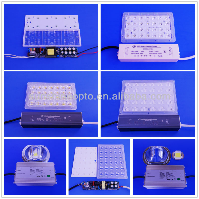 50W PH3030 SMD Led Light Module For Led Street Light