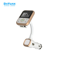 Onever Car Kit Wireless Bluetooth car FM Transmitter With USB Charger MP3 Player