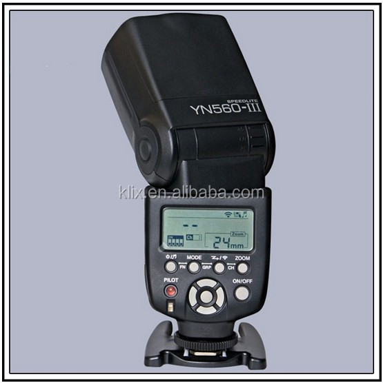 Yongnuo YN560 III yn-560iii Speedlight Flash
