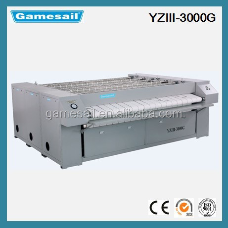 Commercial Flatwork Ironing Machine, Laundry Equipment for Towel