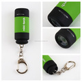 USB Mini torch LED Flashlight keychain