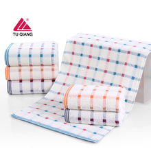 TuQiang 100% cotton terry towels cheap hand towel softtextile towel