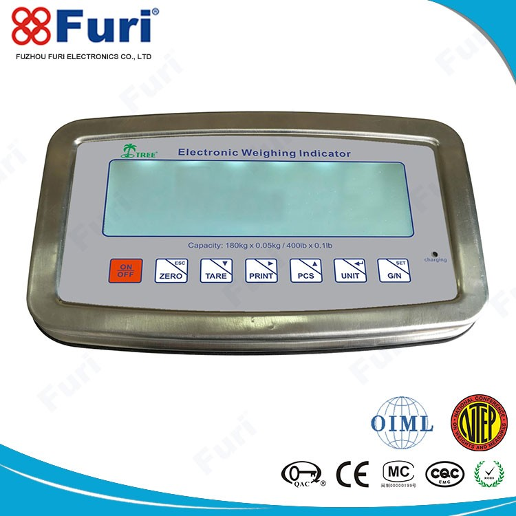Guaranteed Quality Proper Price Weighing Indicator Exporter