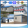 prefabricated steel frame sandwich panel residential house