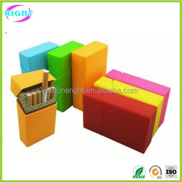 Promotion Gift Silicone Cigarette Box Case